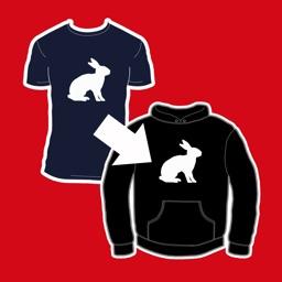 WordRabbit Resize T-Shirts