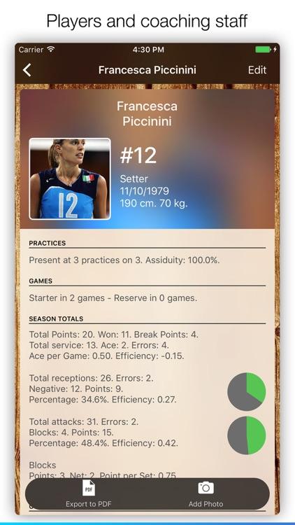 Assistant Coach Volleyball screenshot-3
