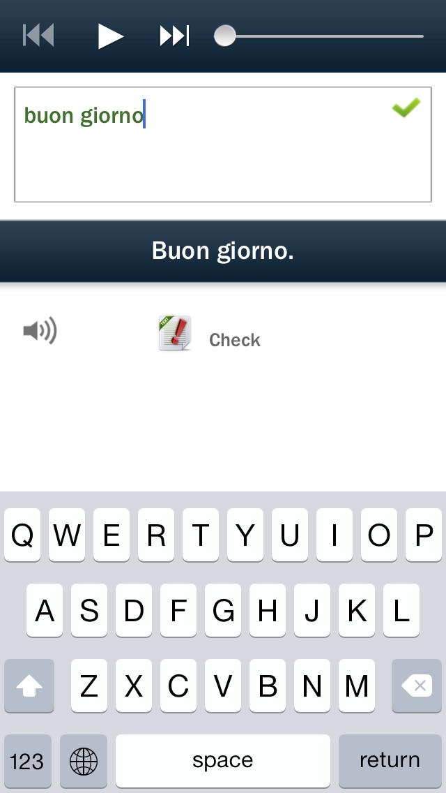 Hello-Hello イタリア語 (for iPhone)のおすすめ画像3
