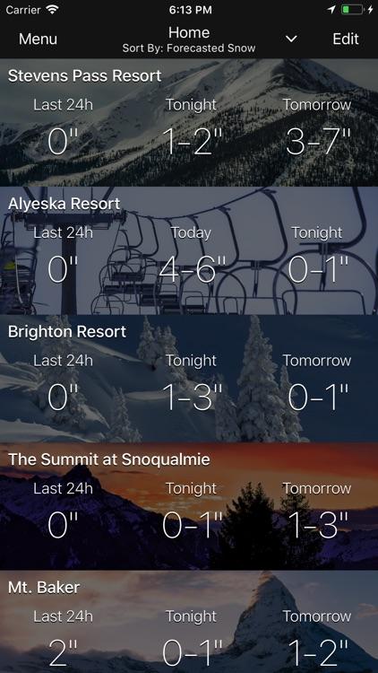 PowHunter Ski & Snow Report
