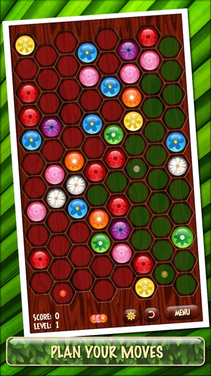 Flower Board - A relaxing puzzle game