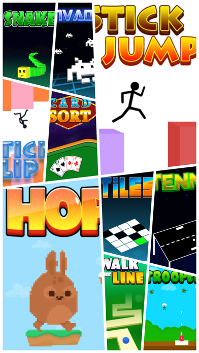 Mini Watch Games 24-in-1 app image