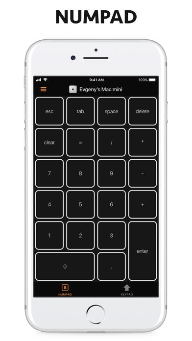 Remote Pad for Mac screenshot1