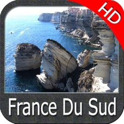 Southern France HD GPS Charts
