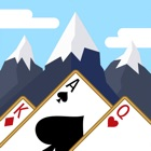 Three Peak Solitaire icon