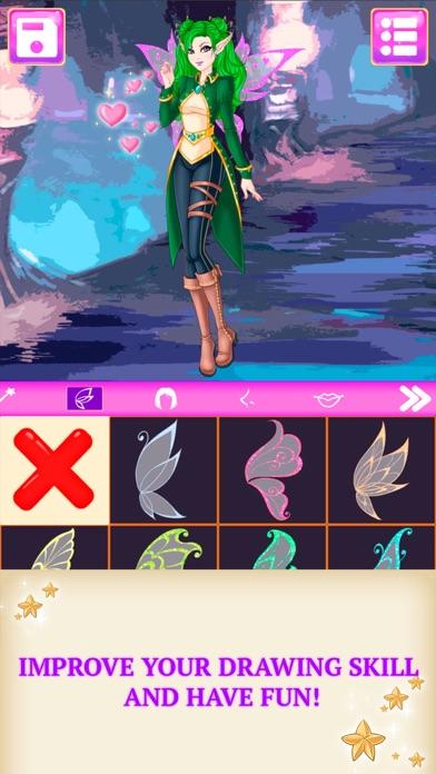 Elf Avatar Creator Game-3
