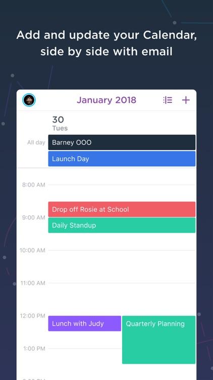 Astro - Email & Calendar