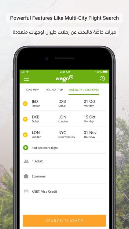 Wego Flights & Hotels screenshot-5