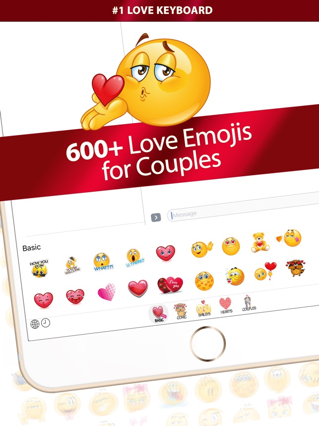 Love Emoji – Extra Emojis Keyboard on the App Store