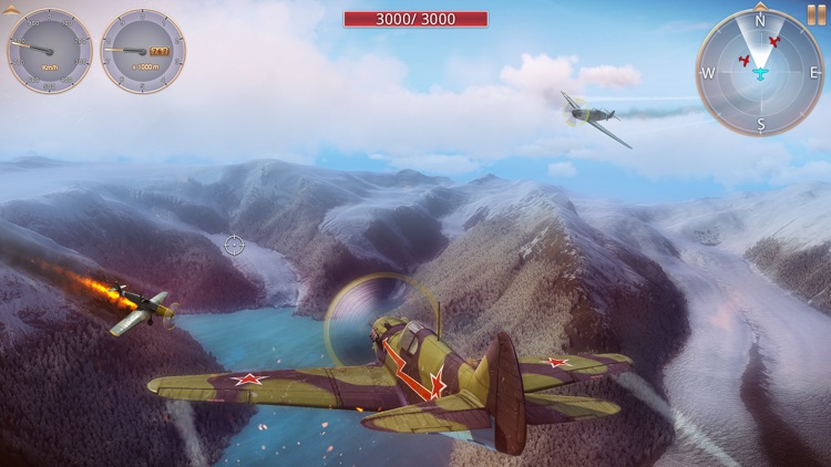 Sky Gamblers - Storm Raiders 2 screenshot-4