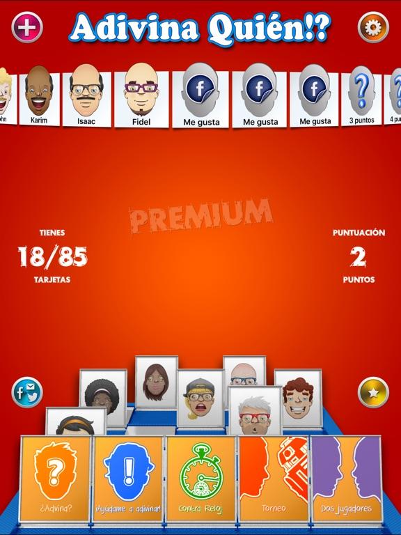 Screenshot #5 pour Qui est-ce!? • Premium