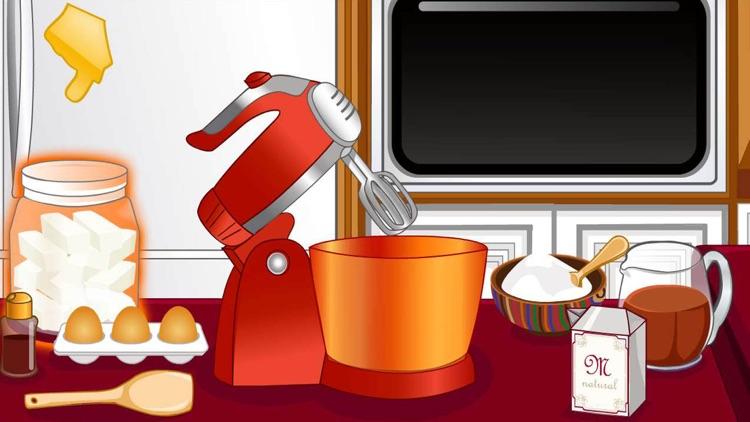 Cake Maker - Cooking kitchen game screenshot-4