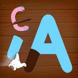 Alphabets Puzzle for kids
