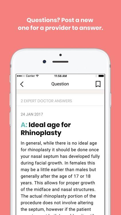 RealSelf: Treatments & Reviews screenshot-4