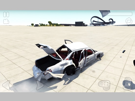 Car Next Damage Engine Online для iPad