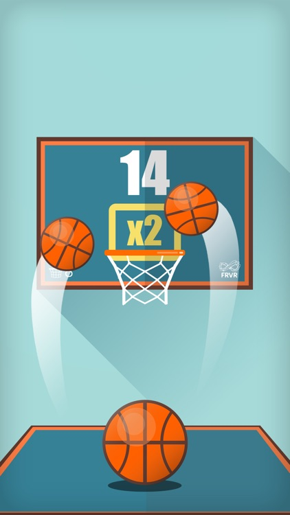 Basketball FRVR - Shoot Hoops screenshot-0