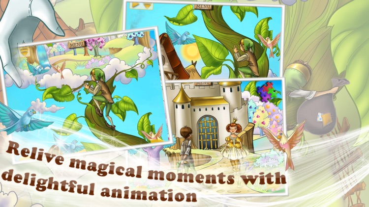 Jack and the Beanstalk Book screenshot-3