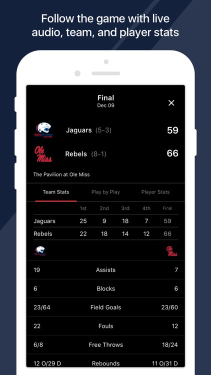 Ole Miss Athletics screenshot-4