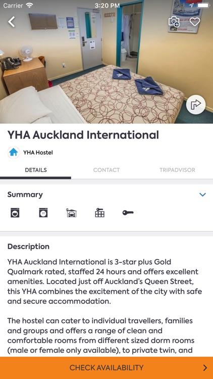 YHA NZ Travel