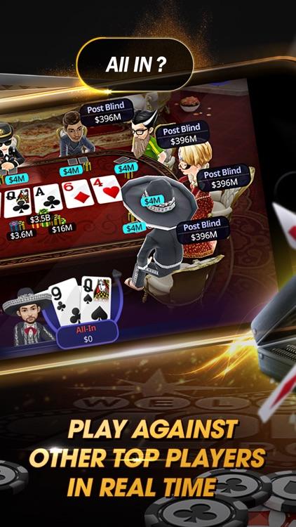 4Ones Poker Texas Holdem Game