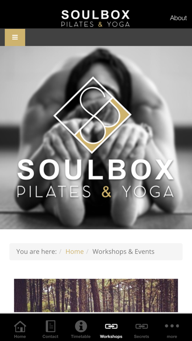 SOULBOX Pilates & Yoga screenshot three