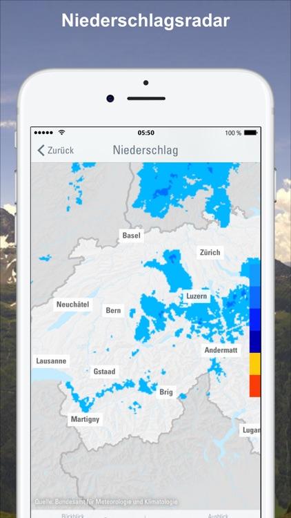 Wetter-Alarm - Wetter & Alarme screenshot-3