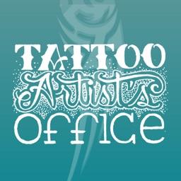 Tattoo Artist's Office