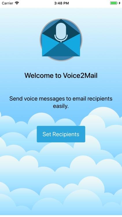 Voice2Mail