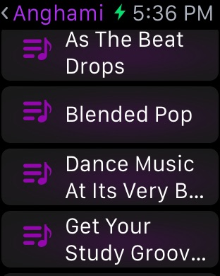Anghami - انغامي Screenshot