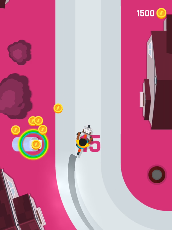 Paper Boy Challenge screenshot 6