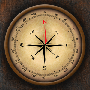 Compass for iPhone, iPad Navigation app