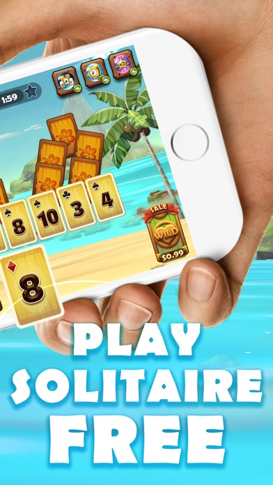 TriPeaks: Play Fun Solitaire Screenshot