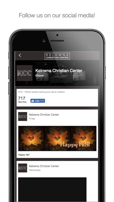Kelowna Christian Center screenshot two