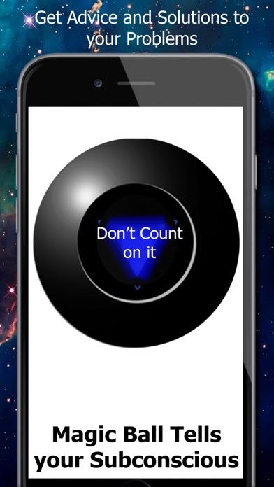 Magic Crystal Ball Answers screenshot three