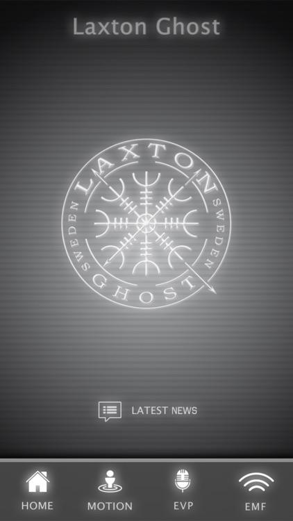 Ghost Tracker EMF EVP Recorder