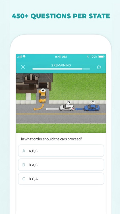 Zutobi: Drivers Ed & DMV prep screenshot-3