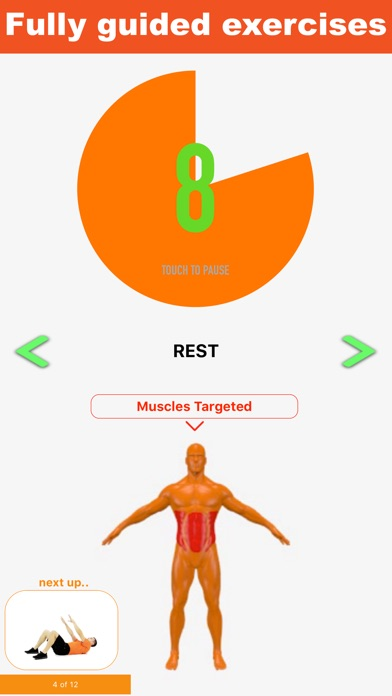 7 Minute Workout: Lose Weight Screenshots