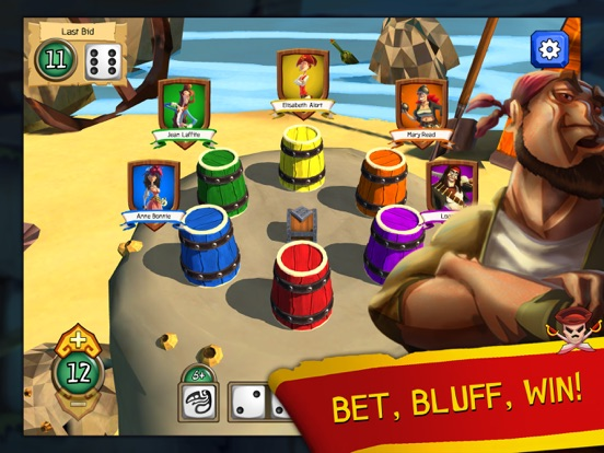 Perudo: The Pirate Board Game screenshot 7