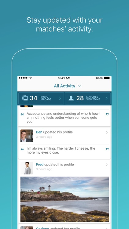Compatible Partners Dating App screenshot-4