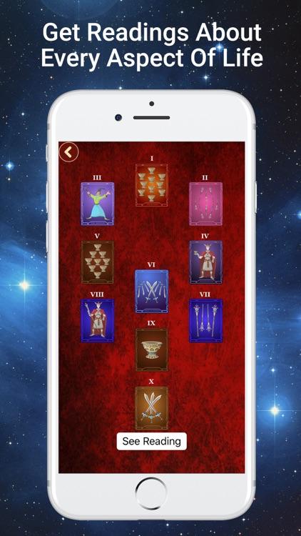 Tarot Card Reading & Astrology screenshot-3