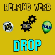 Activities of Helping Verb Drop - The  Game
