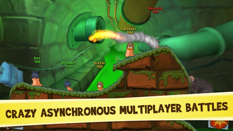 Worms3 screenshot-1