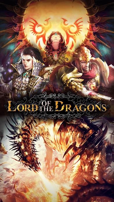 ロード・オブ・ザ・ドラゴンのスクリーンショット1