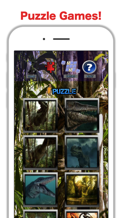 Dino Zoo: Game For Kids 6 Year screenshot two