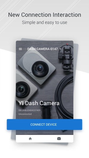 YI Smart Dash Camera on the App Store