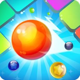 疯狂消球球横版-老人小孩都爱玩的智力小游戏