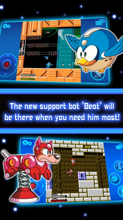 MEGA MAN 5 MOBILE screenshot-3