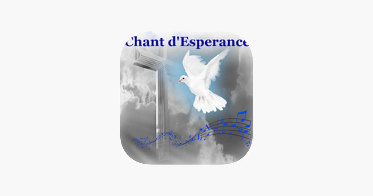 Chant D'Esperance on the App Store