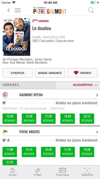 download Les cinémas Pathé Gaumont apps 0