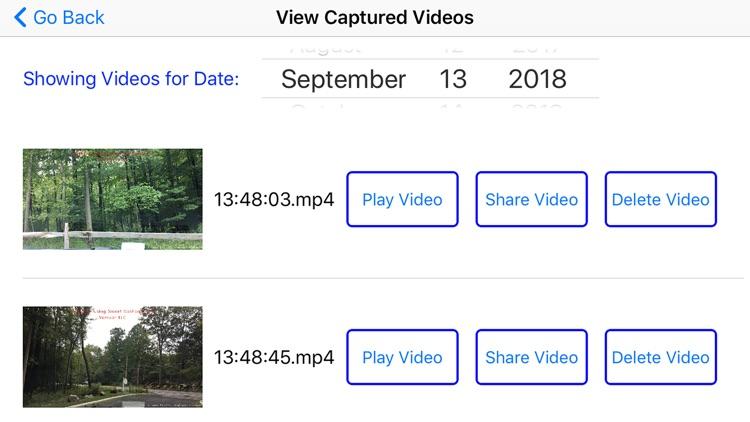 Smart Dashcam Pro screenshot-3